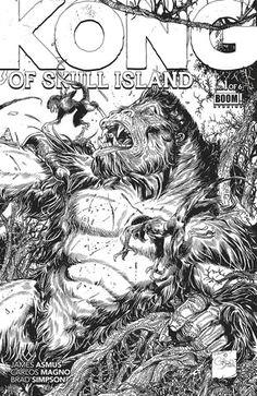 Drawing Kong Skull island 7 Best Kong Skull island Images King Kong Skull island Kong