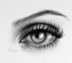 realistic pencil drawings by ileana hunter