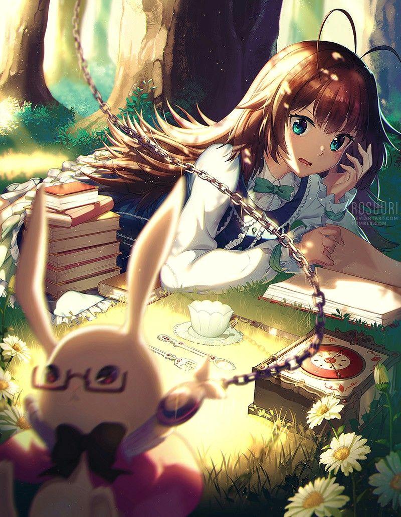 li sakumi manga girl anime girls anime art girl fairy tail deadman