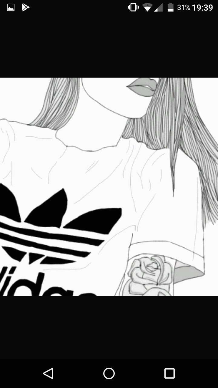 dessin manga fille dessin swag tumblr beau i pinimg 750x 56 af 0d