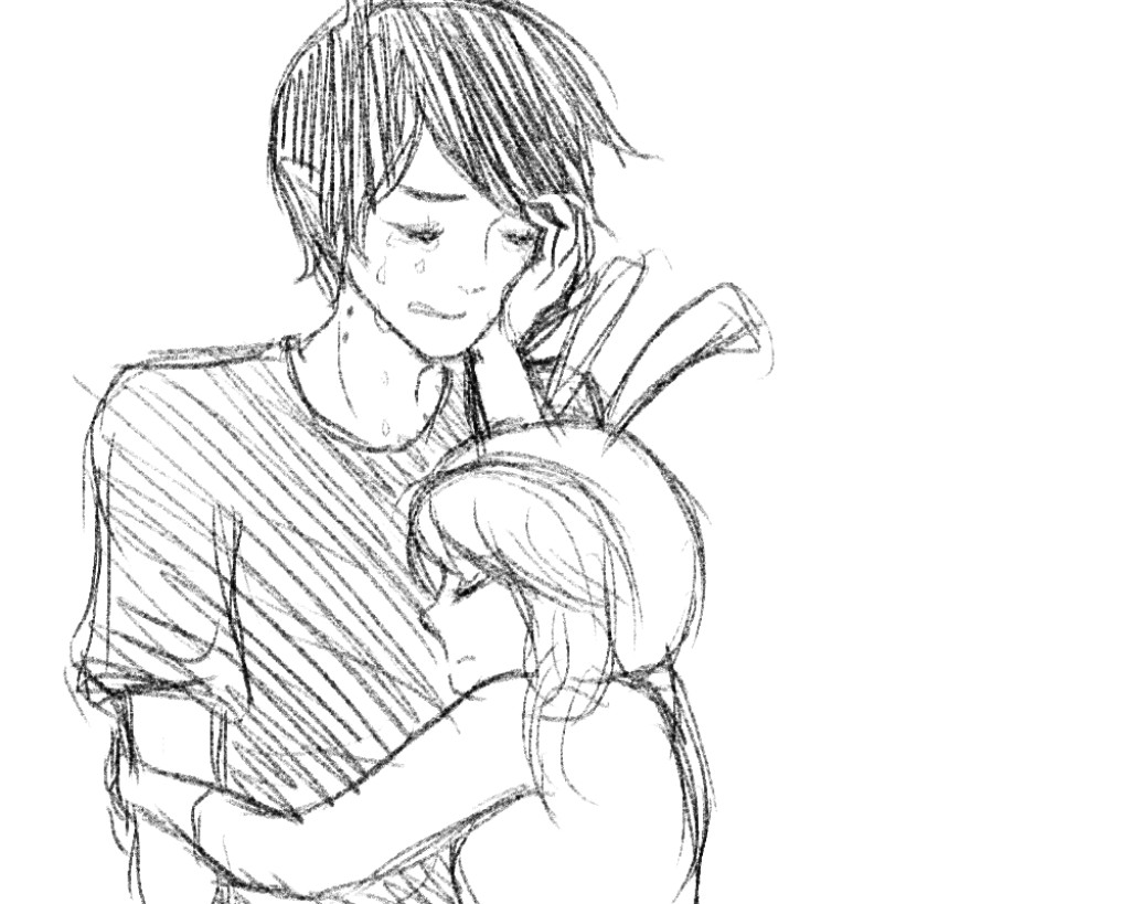 cute anime couple drawing tumblr drawing artistic