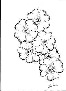 how to draw worksheets for young artist flowers schon schreiben einfache blume zeichnung