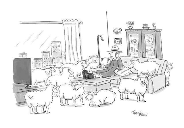 caption contest cartoon by mark thompson my entry in the new yorker cartoon