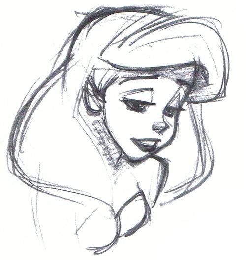 disney sketch tumblr