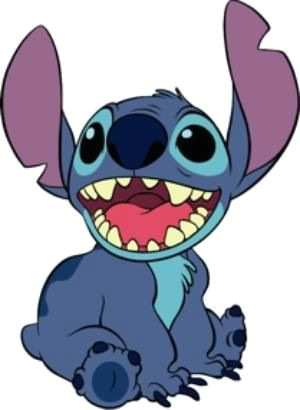 now i m gonna try to draw stitch from lilo and stich maybe it ll turn out