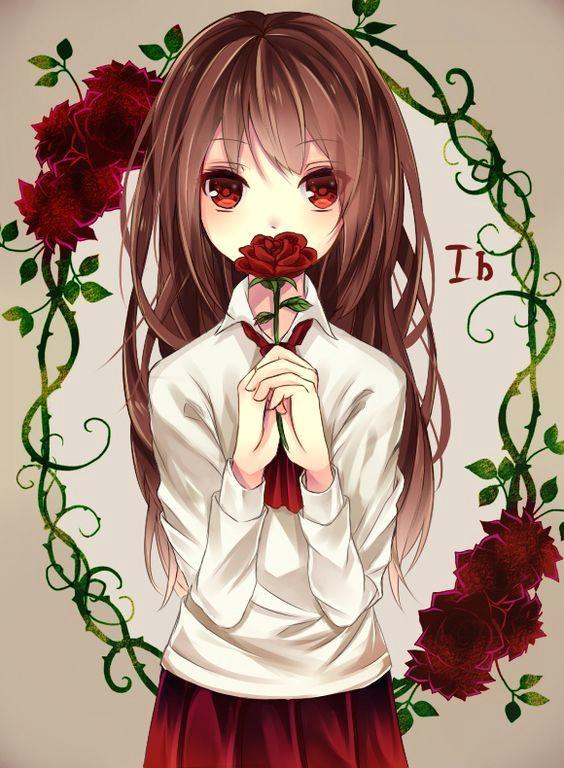 anime girl ib from ib