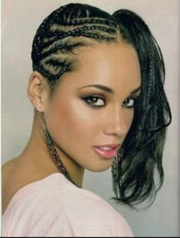 68 inspiring black braid hairstyles for black women