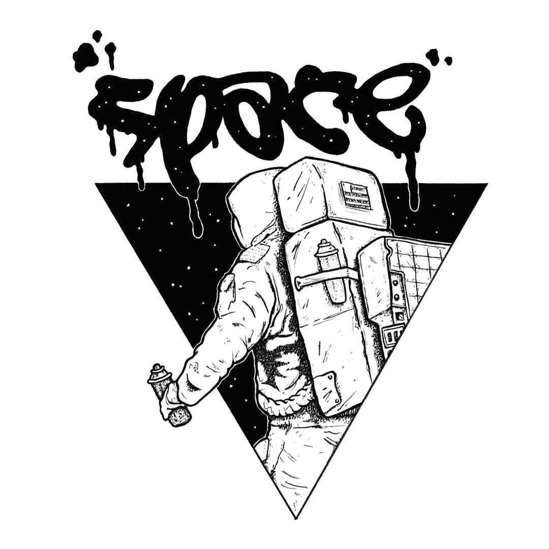 astronaut space uzay cosmos galaxy drawing art illustration amazing follow for more tumblr bedenehapsedilenruhlar instagrama artwoonz
