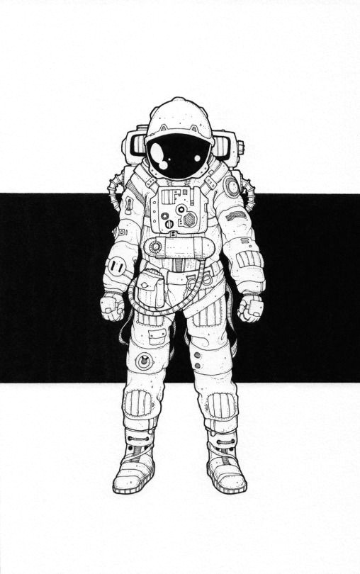 thisnorthernboy astronaut i ve always wanted 2dots