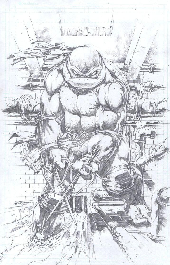 raphael by emilcabaltierra on deviantart ninja turtles art teenage mutant ninja turtles comic book