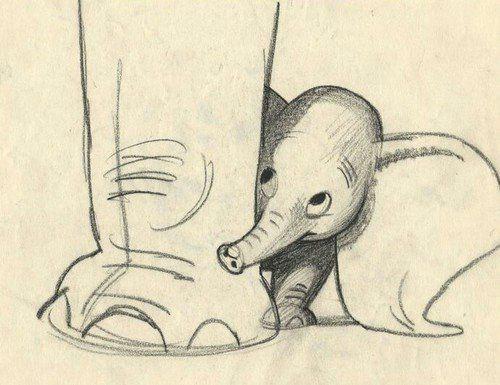 still tear up at dumbo dumbo drawing cartoon elephant drawing disney cartoon drawings