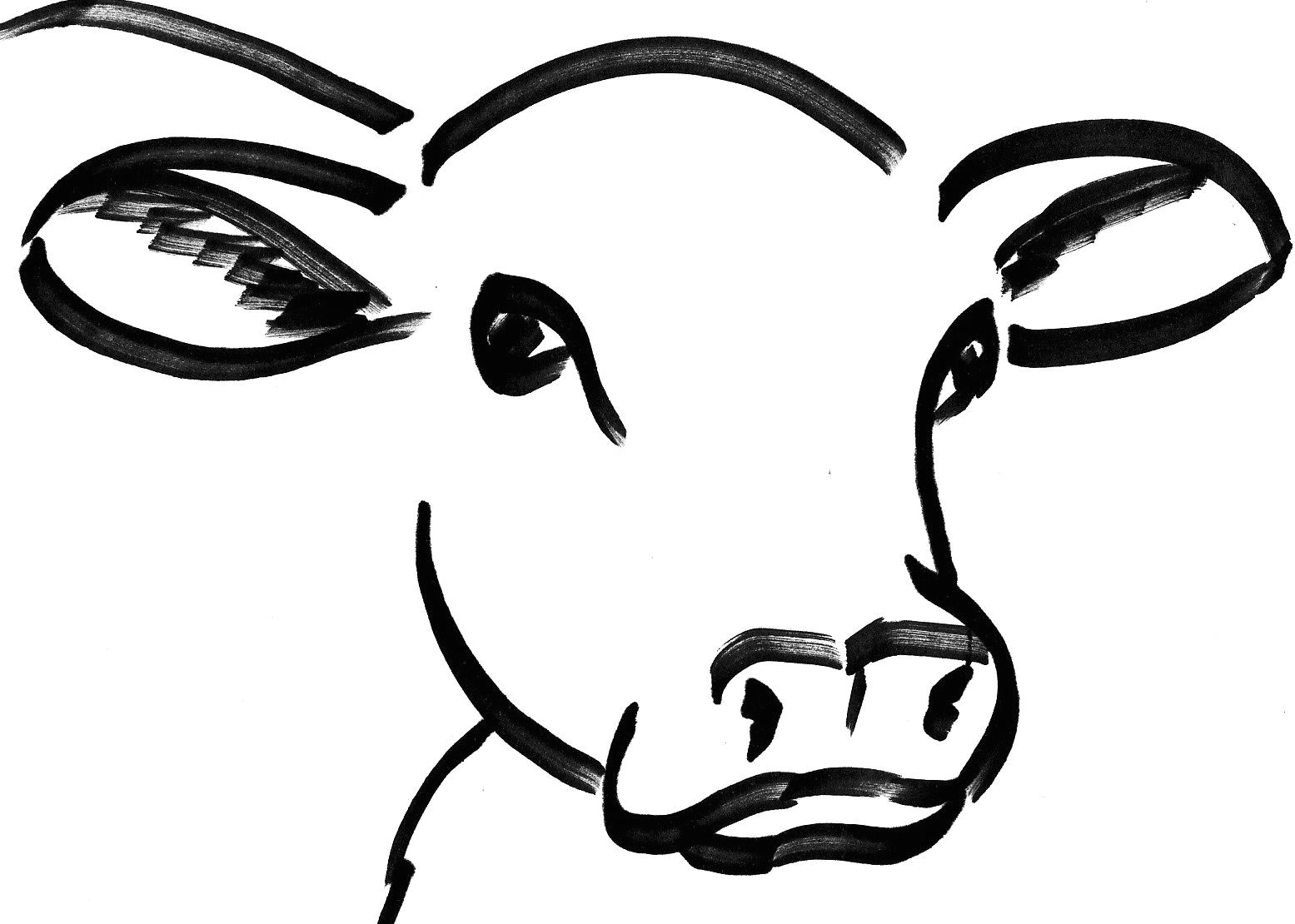 56 best cow drawing images cow painting animal drawings animal paintings