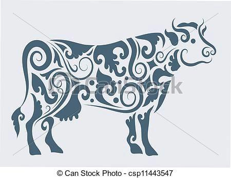 a bunt tribal tattoos cute tattoos tribal drawings neck tattoos cow
