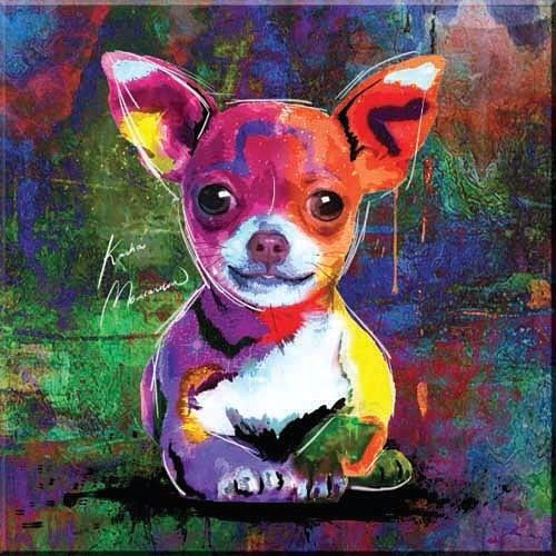 chihuahua painting d a a please like our facebook page facebook com dog paintingschihuahuaschihuahua dogsdrawings