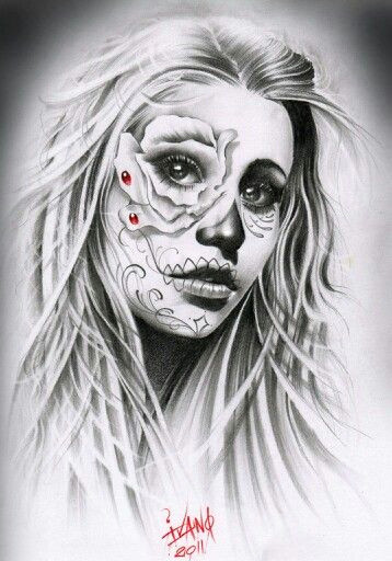 by ivano natale chicano art tattoos chicano drawings day of dead tattoo angel