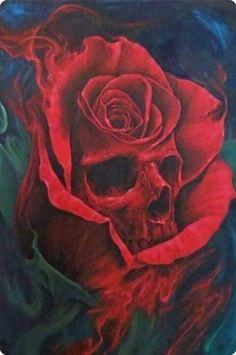 grateful dead rose body art tattoos cool tattoos tatoos red rose drawing