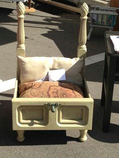 diy dog bed dresser drawer diy dog bed dog beds puppy beds