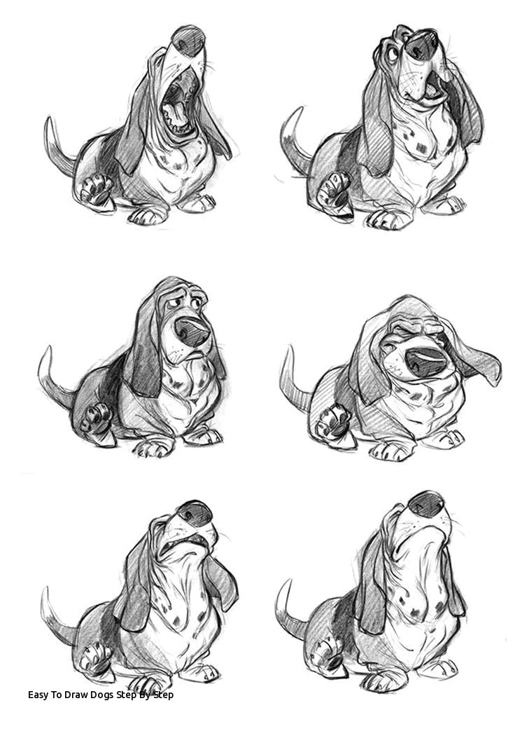 easy to draw dogs step by step 17 best dog images on pinterest of easy to