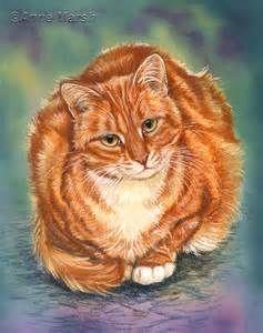 images art of anne marsh bing images animal paintings animal drawings cat colors