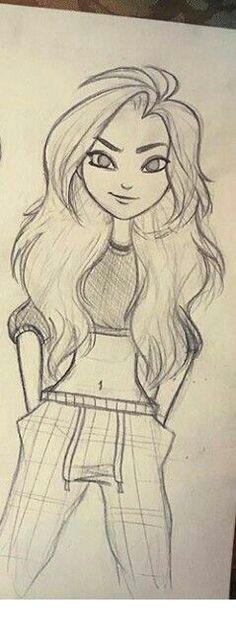 photo easy people drawingseasy