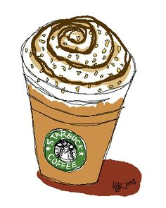 cute starbucks drawing starbucks drinks coffee drinks iced mocha coffee art cute