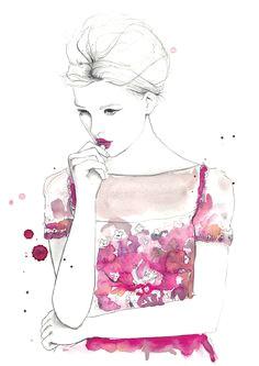artforadults sarah hankinson on tumblr fashion illustrations illustration sketches fashion sketchbook