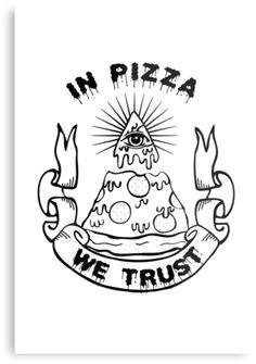 grace portfolio in pizza we trust black and white version