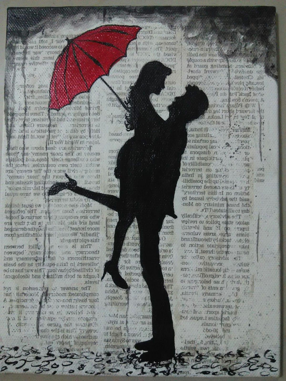 umbrella couple pic in pencil painting https cstu io 0659f7 beautiful