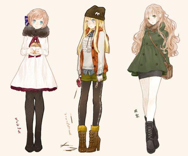 winter girl 2 a a