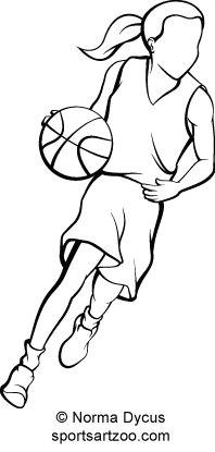 basketball designs sportsartzoo