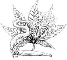 tattoo weed girl smoking drawing a marijuana tattoo weed tattoo tattoo art smoke tattoo tattoo designs coloring