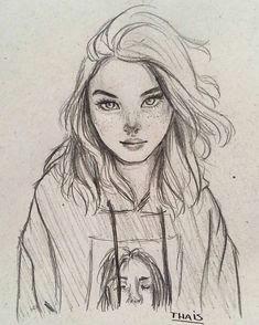 ver esta foto do instagram de thaisquisita 427 curtidas sketch painting amazing drawings