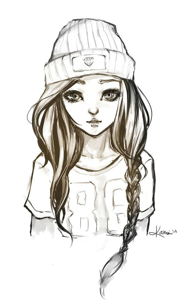 afbeeldingsresultaat voor drawing shoot bow and arrow girl