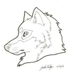 line art wolf wolves gray wolf