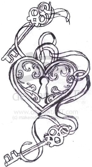 key to my heart next tattoo idea by aline