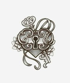 deviantart more like heart locket tattoo design by charlotte lucyy corazon logo