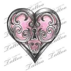 marketplace tattoo heart locket createmytattoocom locket tattoos key tattoos s tattoo tattoo drawings