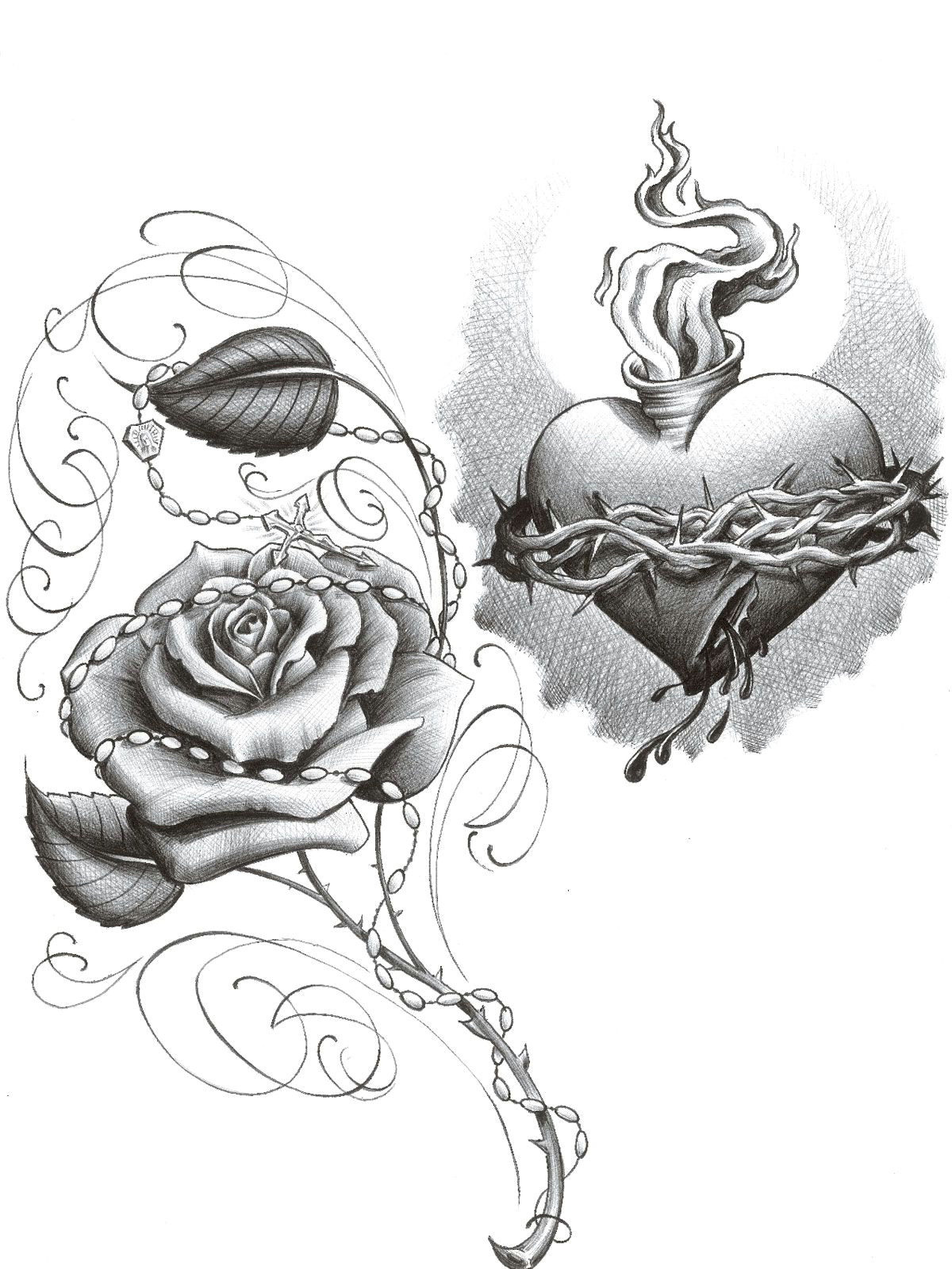 chicano art drawings roses chicano rose thugs chica tat by 2face tattoo on deviantart see it