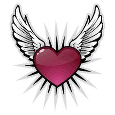 heart with wings tattoosonneck all tattoos sister tattoos body art tattoos