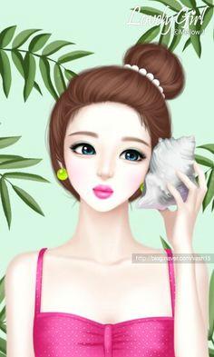 nor syafiqah nisa chan a korean girls art