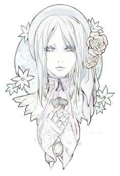 bloodborne plain doll