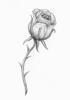 rose tattoo stencil rose tattoo stencil beautiful drawings cute drawings drawing sketches