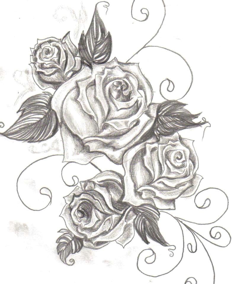 cute tattoos tatoos black tattoos unique tattoos rose tattoos for women
