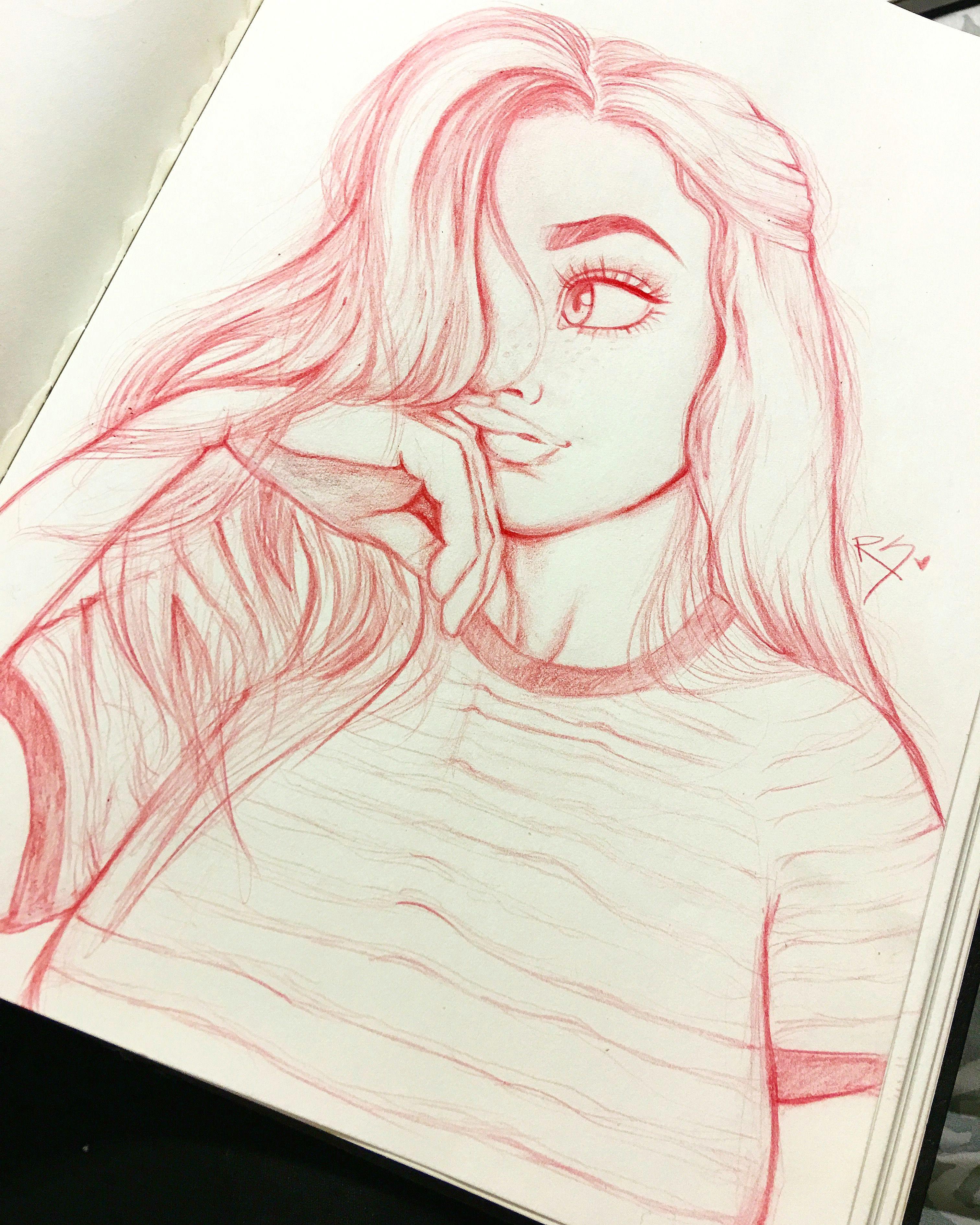 Drawing Of A Thick Girl Pin Od Zuzia Na Drawings Drawings Art Drawings I Art
