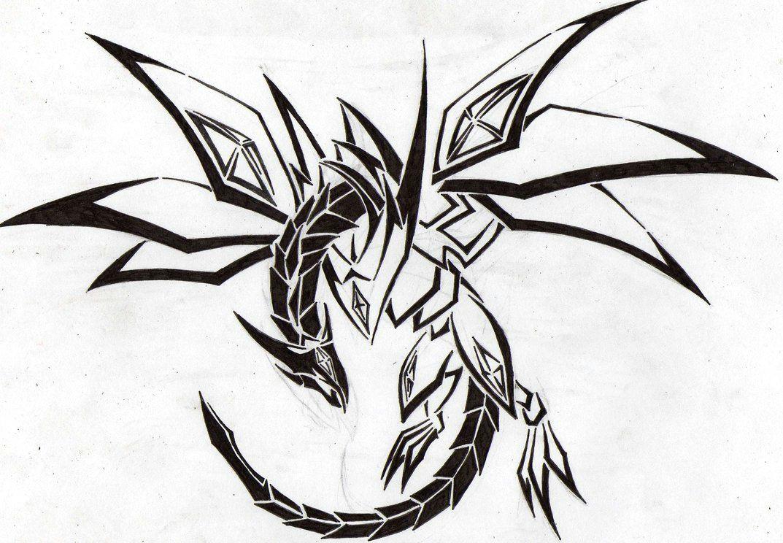 red eyes darkness dragon tribal by aglinskas on deviantart
