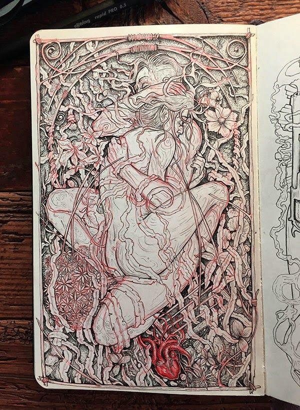 Drawing Of Artificial Heart the Book Of A Heart Grzesiek Wra Blewski Tattoos Pinterest