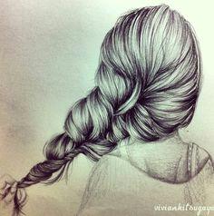drawing of girls hair love drawings beautiful drawings amazing drawings amazing art