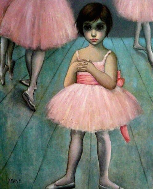 keane the ballerina