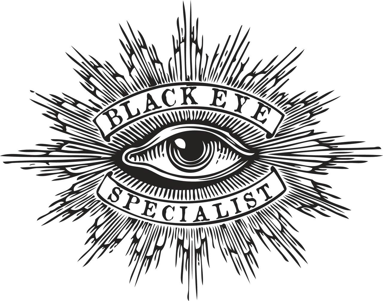 black eye specialist