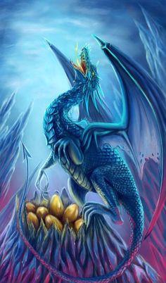 dragon by aksaart on deviant art